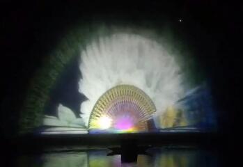 莱芜喷泉水幕投影灯光秀方案