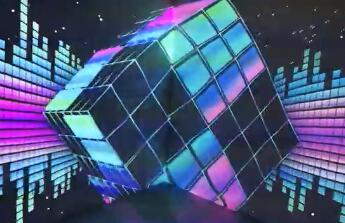 玉溪墙角3D融合投影解决方案