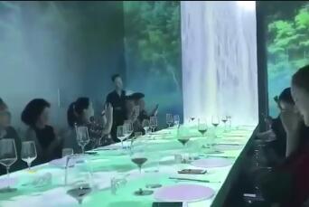娄底主题餐厅全息互动投影