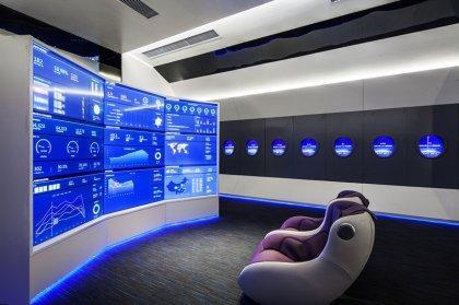 多媒体互动展馆展厅有哪些设备?