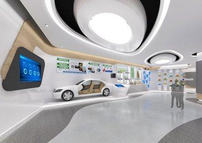 汽车数字展厅有设计制作的必要吗
