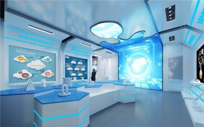 数字展厅互动投影的应用优势