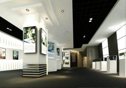 企业展厅设计制作公司怎么选择?