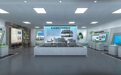 互动展厅设计与施工中的注意事项。