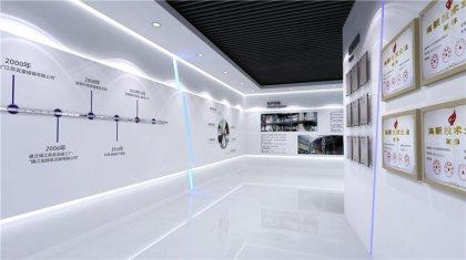 展厅设计中的平面设计介绍