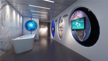 智慧电力行业科技馆设计方案