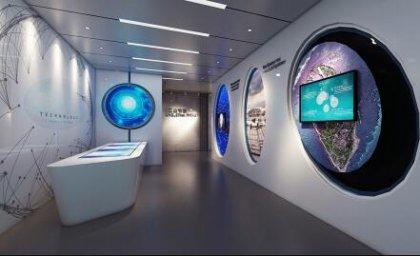 展厅设计如何巧妙利用空间?