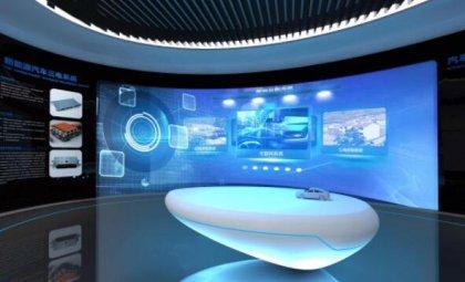 数字展厅在制作企业展厅中有哪些优势?