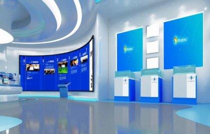 科技企业展厅设计风格介绍