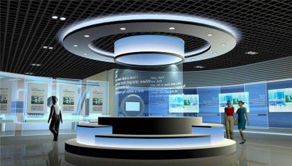 开发区企业规划展览馆