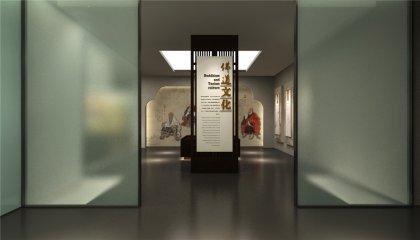 主题历史文化博物馆展览