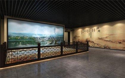 民俗文化博物馆展览设计图