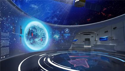 航天科技馆展览展示设计