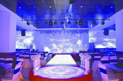 3D全息投影宴会厅设计介绍