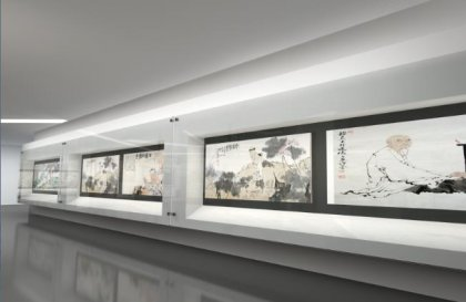 文化书画展览展示工程