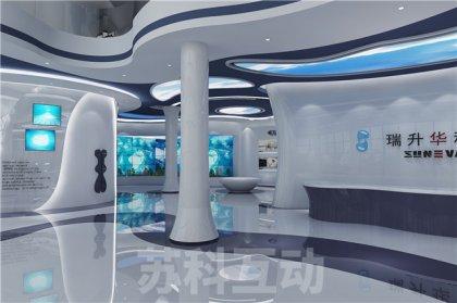 六安企业展示厅设计哪家好