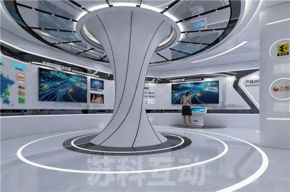 台州多媒体展厅设计哪家好