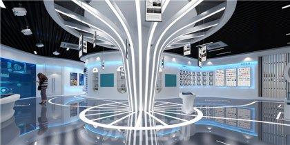 金华企业展示厅设计哪家好