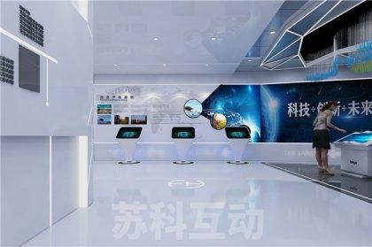 蚌埠科技展厅设计哪家好