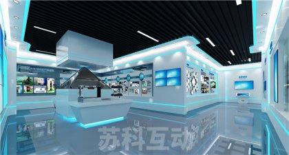 绍兴科技展厅设计哪家好