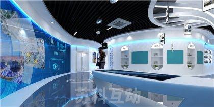 绍兴企业展示厅设计哪家好
