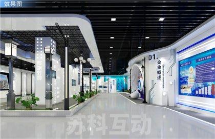 宁波企业展示厅设计哪家好