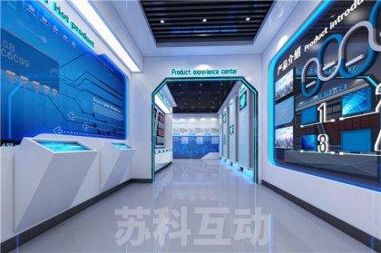 蚌埠多媒体展厅设计哪家好