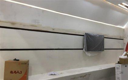 丽水展厅互动滑轨显示屏