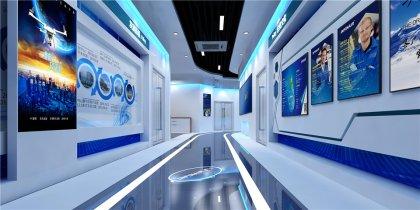 江苏科技智能展厅设计方案