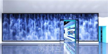台州墙面互动感应设计