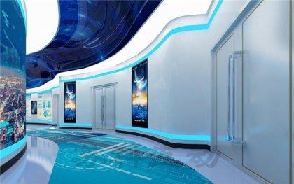 常州企业展馆展厅设计制作