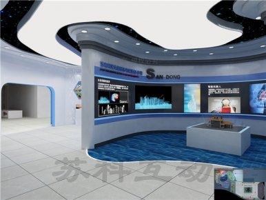 常州多媒体展厅展览设计装修