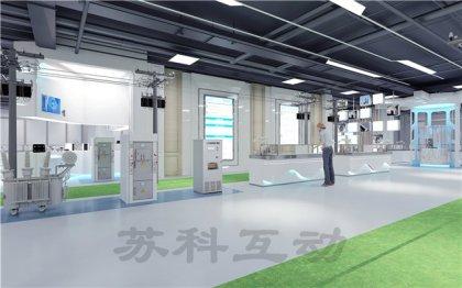 合肥科技展厅策划方案设计