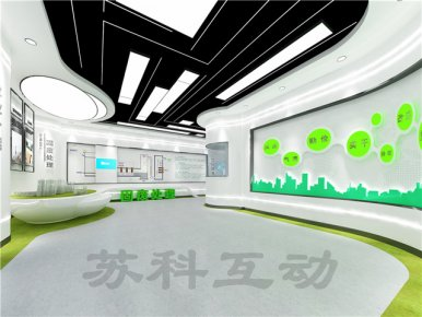 杭州数字展厅设计施工