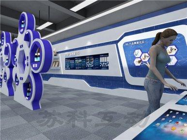 南通展厅设计与施工