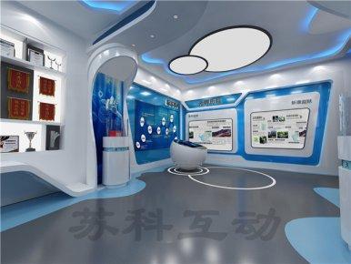 泰州展厅展馆设计施工