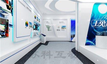 泰兴数字展厅设计施工