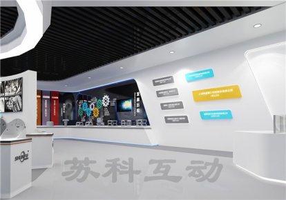 安庆企业展厅设计装修