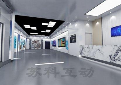 宁国科技展厅策划方案设计