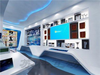 安庆展厅展馆设计施工
