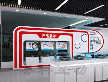 宣城企业展馆展厅设计制作