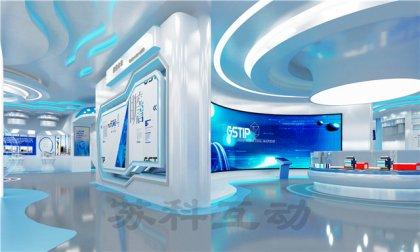 句容企业展馆展厅设计制作