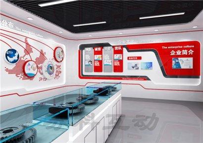 兴化展厅设计与施工