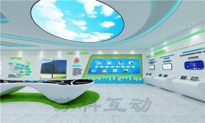 江阴多媒体展厅展览设计装修