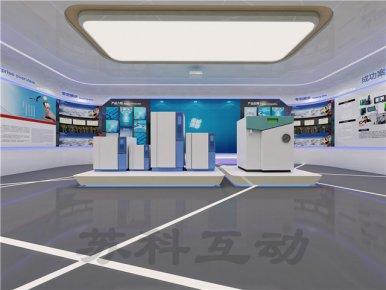 丹阳多媒体展厅展览设计装修