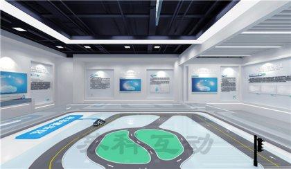嵊州企业展馆展厅设计制作