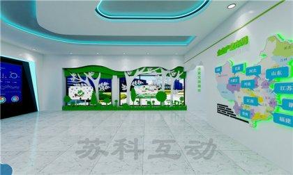 东阳公司数字化展馆展厅设计