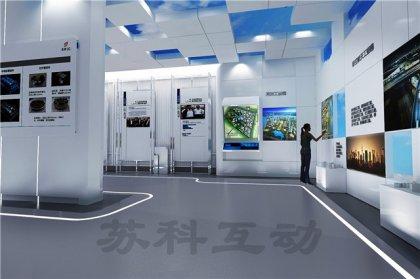 天长企业展馆展厅设计制作
