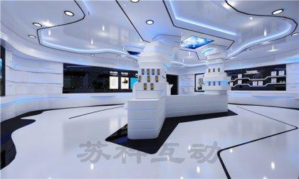 宜兴企业展馆展厅设计制作