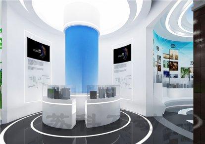 余姚企业展厅装修设计